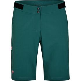 Ziener Nivia X-Function Shorts Women, verde
